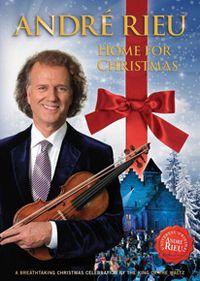 Cover André Rieu - Home For Christmas [DVD]